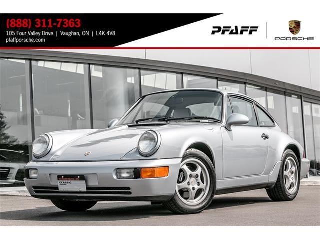 1992 Porsche 911 Carrera 2 Coupe (Stk: U6042) in Vaughan - Image 1 of 13