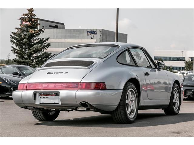 1992 Porsche 911 Carrera 2 Coupe (Stk: U6042) in Vaughan - Image 3 of 13