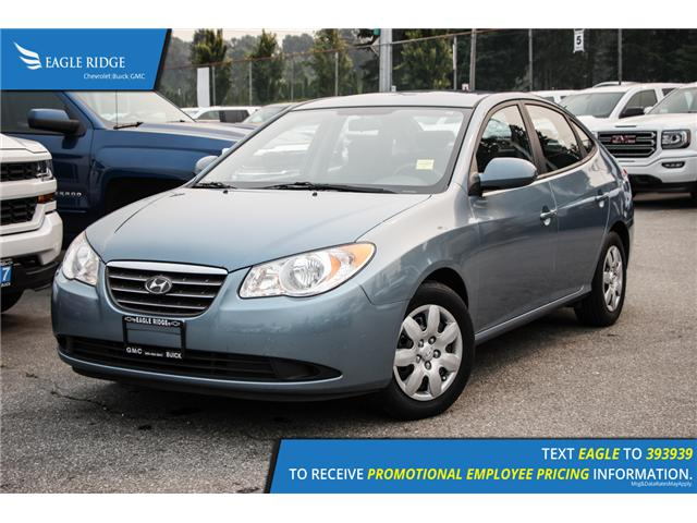2009 Hyundai Elantra GL (Stk: 097564) in Coquitlam - Image 1 of 16