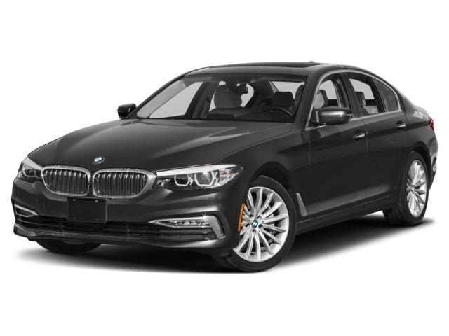 2018 BMW 530 i xDrive (Stk: N34358 SL) in Markham - Image 1 of 9