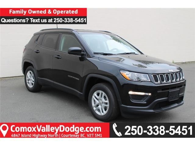 2018 Jeep Compass Sport (Stk: T106387) in Courtenay - Image 1 of 29