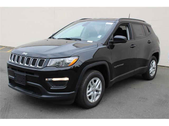 2018 Jeep Compass Sport (Stk: T106387) in Courtenay - Image 3 of 29