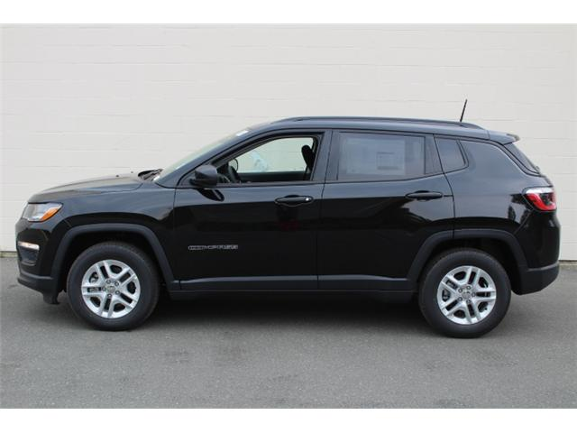 2018 Jeep Compass Sport (Stk: T106387) in Courtenay - Image 4 of 29