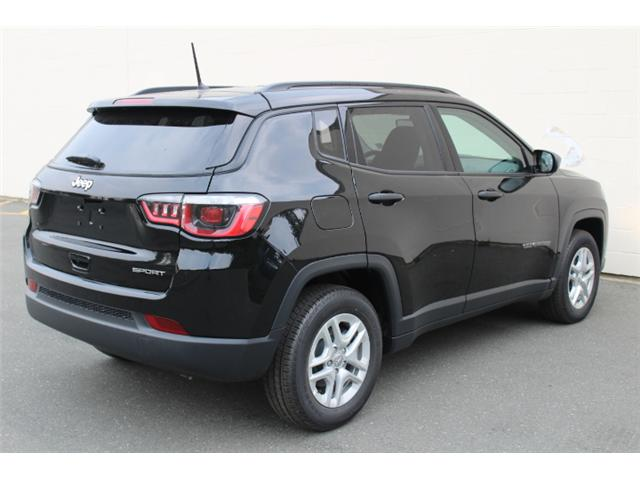2018 Jeep Compass Sport (Stk: T106387) in Courtenay - Image 7 of 29