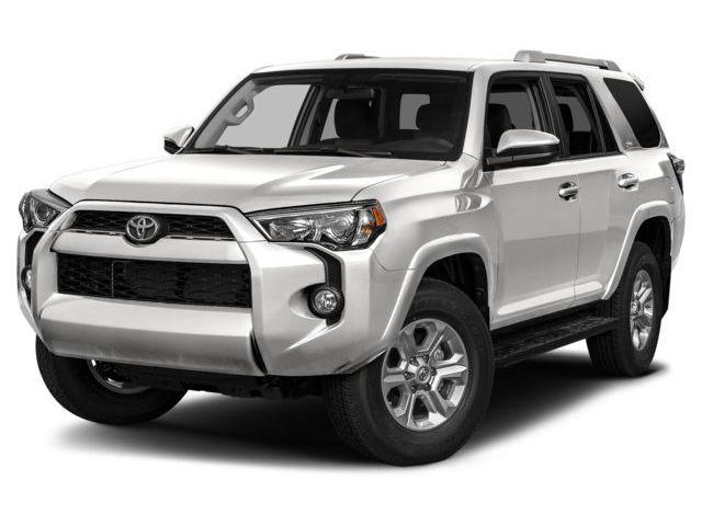 2017 Toyota 4Runner SR5 (Stk: 76954) in Toronto - Image 1 of 10
