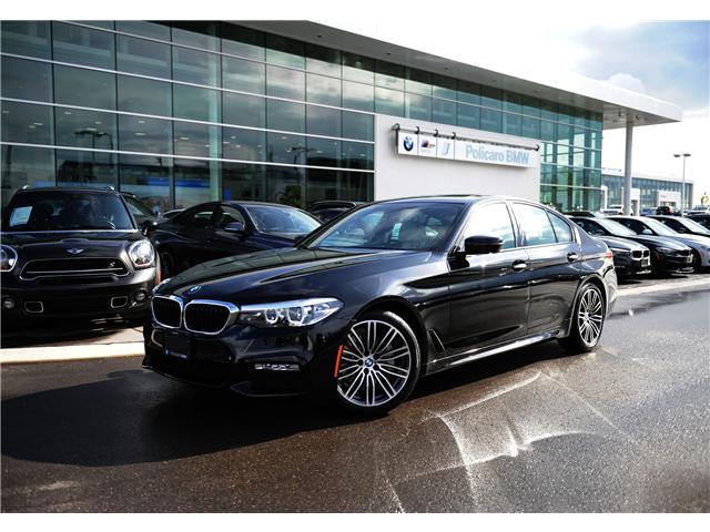 2018 BMW 540 i xDrive (Stk: 8A04118) in Brampton - Image 1 of 13