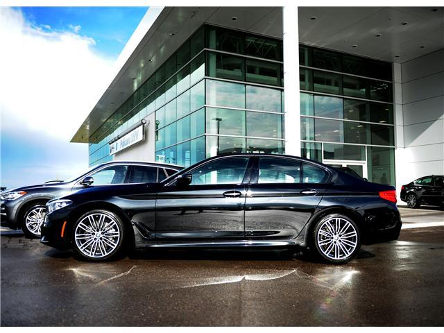 2018 BMW 540 i xDrive (Stk: 8A04118) in Brampton - Image 2 of 13