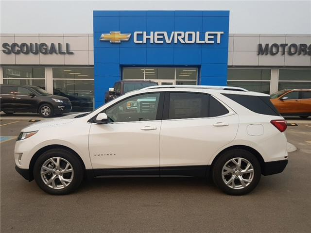 2018 Chevrolet Equinox LT (Stk: 184834) in Fort Macleod - Image 1 of 17