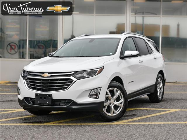 2018 Chevrolet Equinox Premier (Stk: 180103) in Ottawa - Image 1 of 20