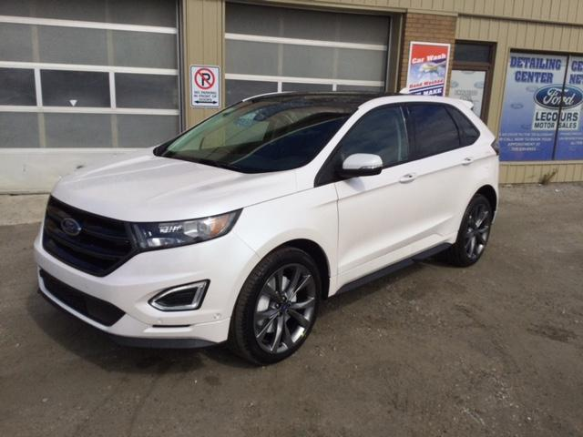 2017 Ford Edge Sport (Stk: 17-607) in Kapuskasing - Image 1 of 9