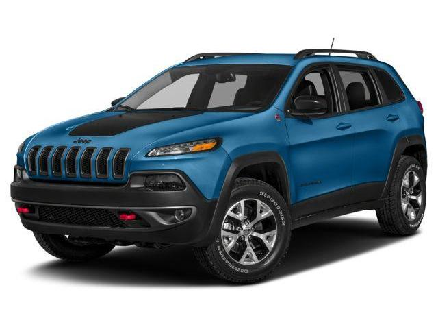 2018 Jeep Cherokee Trailhawk (Stk: 181037) in Thunder Bay - Image 1 of 10