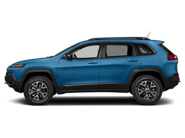 2018 Jeep Cherokee Trailhawk (Stk: 181037) in Thunder Bay - Image 2 of 10