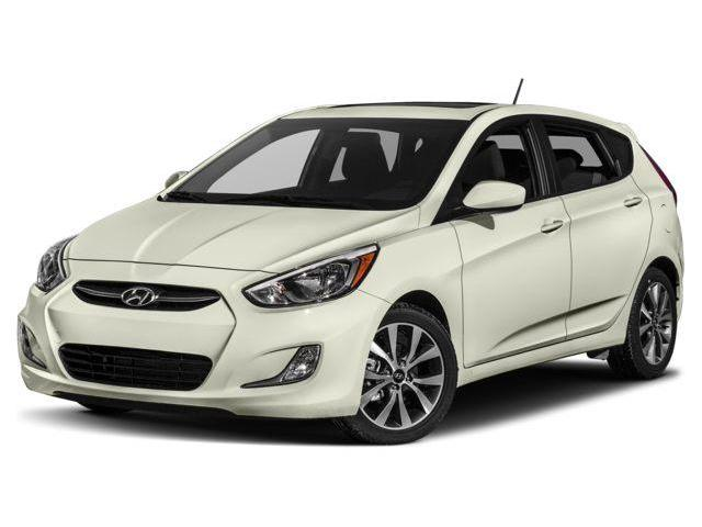 2017 Hyundai Accent SE (Stk: AT17018) in Woodstock - Image 1 of 10
