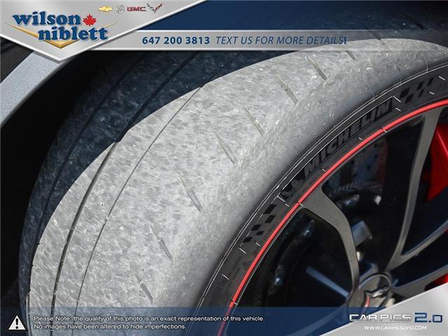 2017 Chevrolet Corvette Grand Sport (Stk: U102911) in Richmond Hill - Image 10 of 30