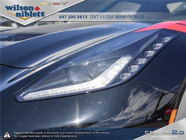 2017 Chevrolet Corvette Grand Sport (Stk: U102911) in Richmond Hill - Image 13 of 30