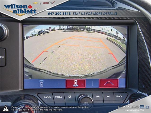 2017 Chevrolet Corvette Grand Sport (Stk: U102911) in Richmond Hill - Image 25 of 30
