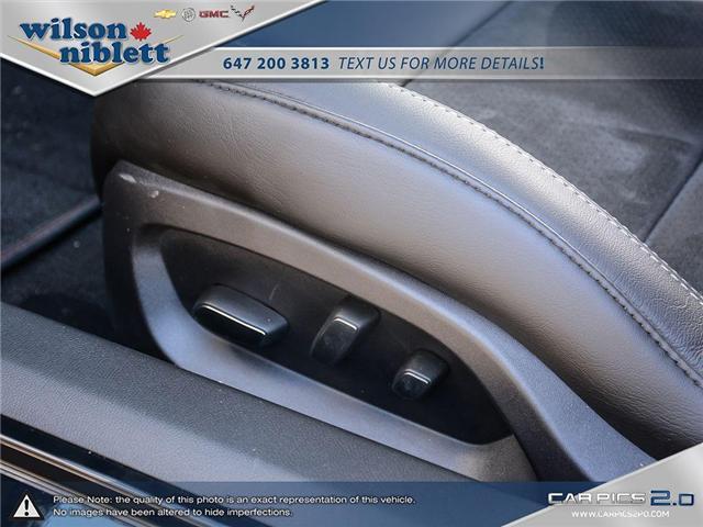 2017 Chevrolet Corvette Grand Sport (Stk: U102911) in Richmond Hill - Image 26 of 30
