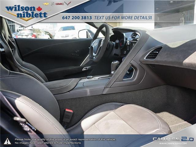 2017 Chevrolet Corvette Grand Sport (Stk: U102911) in Richmond Hill - Image 30 of 30