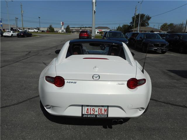 2017 Mazda MX-5 RF GT (Stk: UC5607) in Woodstock - Image 4 of 16