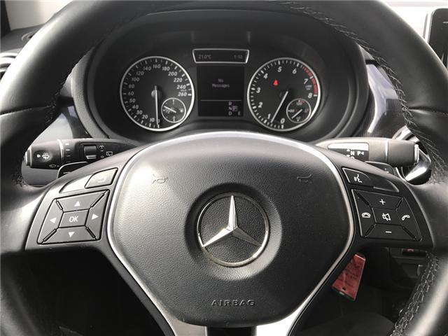 2014 Mercedes-Benz B-Class Sports Tourer (Stk: A956A) in Liverpool - Image 10 of 12
