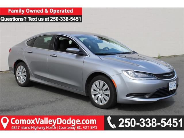 2016 Chrysler 200 LX (Stk: N162935A) in Courtenay - Image 1 of 26