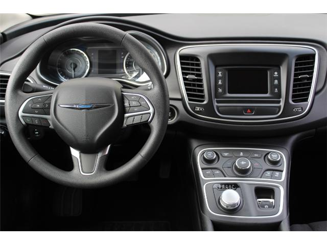 2016 Chrysler 200 LX (Stk: N162935A) in Courtenay - Image 19 of 26