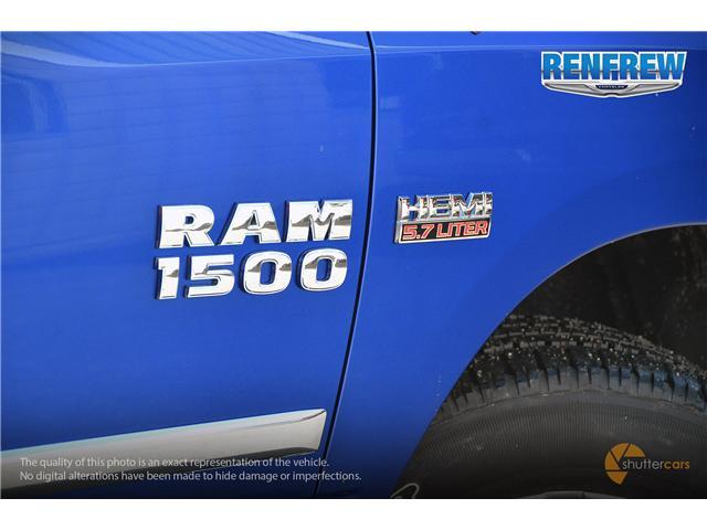 2017 RAM 1500 SLT (Stk: SLH174) in Renfrew - Image 8 of 20