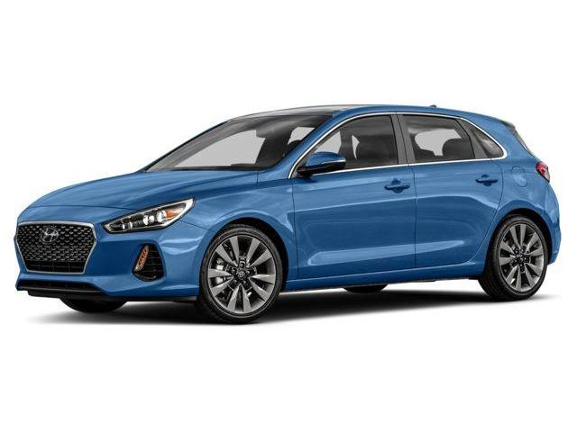 2018 Hyundai Elantra GT Sport (Stk: 14740) in Thunder Bay - Image 1 of 3