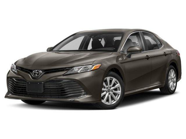 2018 Toyota Camry LE (Stk: 18020) in Walkerton - Image 1 of 9