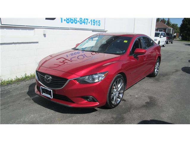 2014 Mazda MAZDA6 GT (Stk: 171156) in Richmond - Image 2 of 13