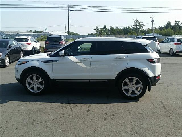 2015 Land Rover Range Rover Evoque Pure Plus (Stk: U884) in Bridgewater - Image 2 of 27