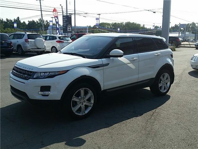 2015 Land Rover Range Rover Evoque Pure Plus (Stk: U884) in Bridgewater - Image 3 of 27
