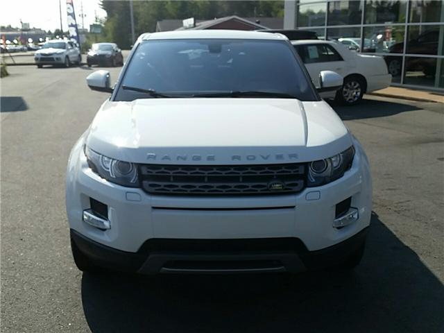 2015 Land Rover Range Rover Evoque Pure Plus (Stk: U884) in Bridgewater - Image 4 of 27