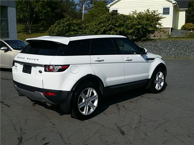 2015 Land Rover Range Rover Evoque Pure Plus (Stk: U884) in Bridgewater - Image 6 of 27