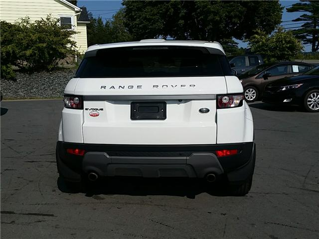 2015 Land Rover Range Rover Evoque Pure Plus (Stk: U884) in Bridgewater - Image 7 of 27