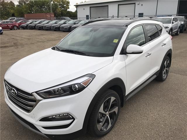 2017 Hyundai Tucson Ultimate (Stk: 7TU4516) in Lloydminster - Image 2 of 5