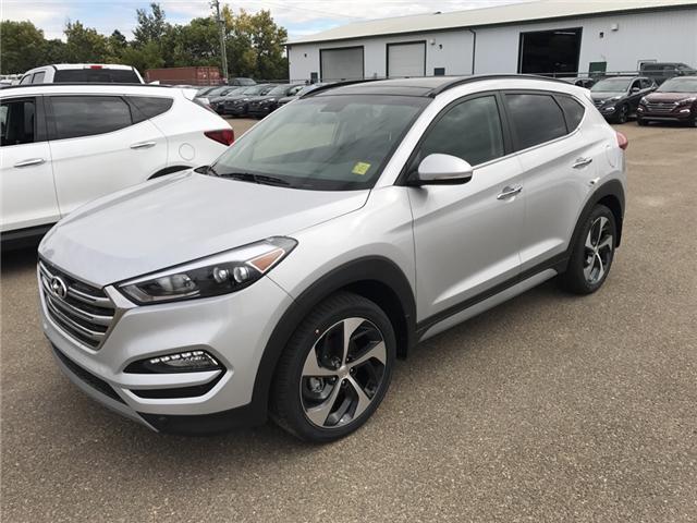 2017 Hyundai Tucson Limited (Stk: 7TU0144) in Lloydminster - Image 2 of 5