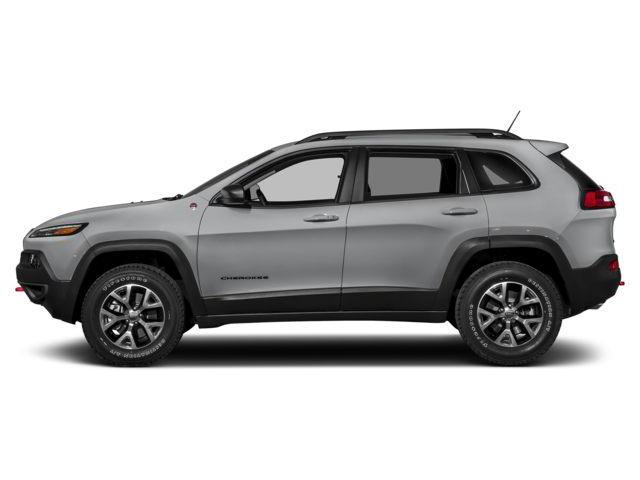 2018 Jeep Cherokee Trailhawk (Stk: 181047) in Thunder Bay - Image 2 of 10