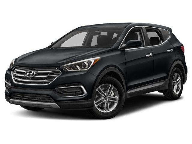 2018 Hyundai Santa Fe Sport 2.4 Luxury (Stk: 18046) in Rockland - Image 1 of 9