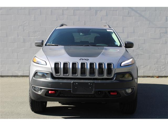 2018 Jeep Cherokee Trailhawk (Stk: D500345) in Courtenay - Image 2 of 30