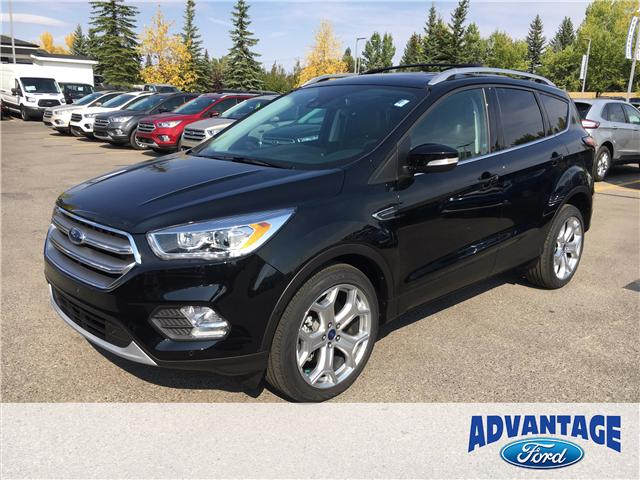2017 Ford Escape Titanium (Stk: H-1752) in Calgary - Image 1 of 6