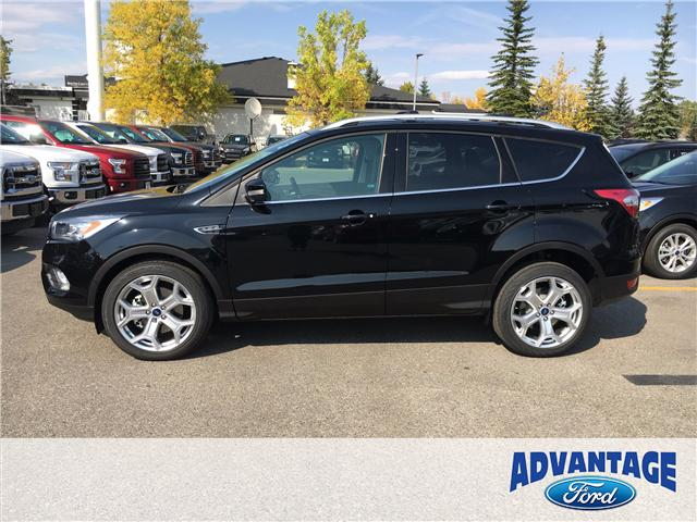 2017 Ford Escape Titanium (Stk: H-1752) in Calgary - Image 2 of 6