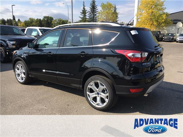 2017 Ford Escape Titanium (Stk: H-1752) in Calgary - Image 3 of 6