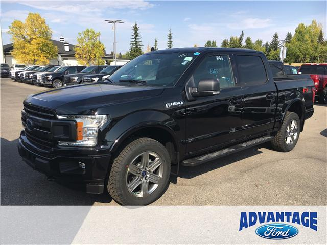 2018 Ford F-150 XLT (Stk: J-016) in Calgary - Image 1 of 5