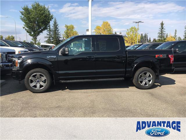 2018 Ford F-150 XLT (Stk: J-016) in Calgary - Image 2 of 5