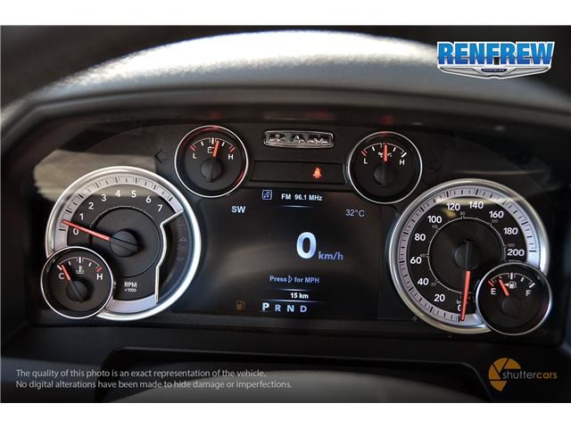 2017 RAM 1500 SLT (Stk: SLH175) in Renfrew - Image 15 of 20