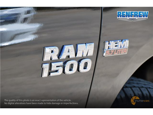 2017 RAM 1500 SLT (Stk: SLH178) in Renfrew - Image 8 of 20