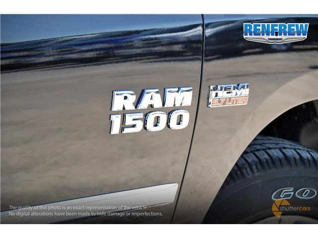 2017 RAM 1500 SLT (Stk: SLH183) in Renfrew - Image 9 of 20