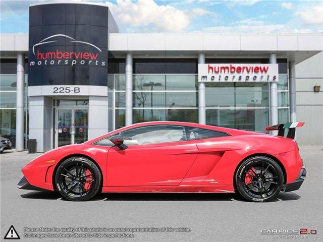 2012 Lamborghini Gallardo LP570-4 Super Trofeo Stradale (Stk: 17MSC962) in Mississauga - Image 3 of 29