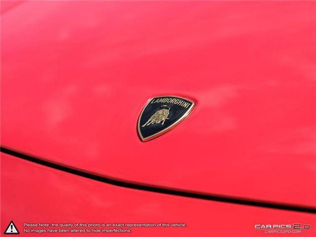 2012 Lamborghini Gallardo LP570-4 Super Trofeo Stradale (Stk: 17MSC962) in Mississauga - Image 10 of 29